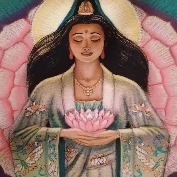 Bannière d'accueil de Anahata Massages